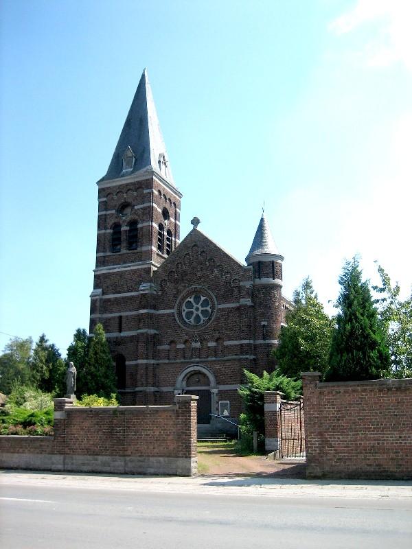 photo de église du Sacré-Cœur