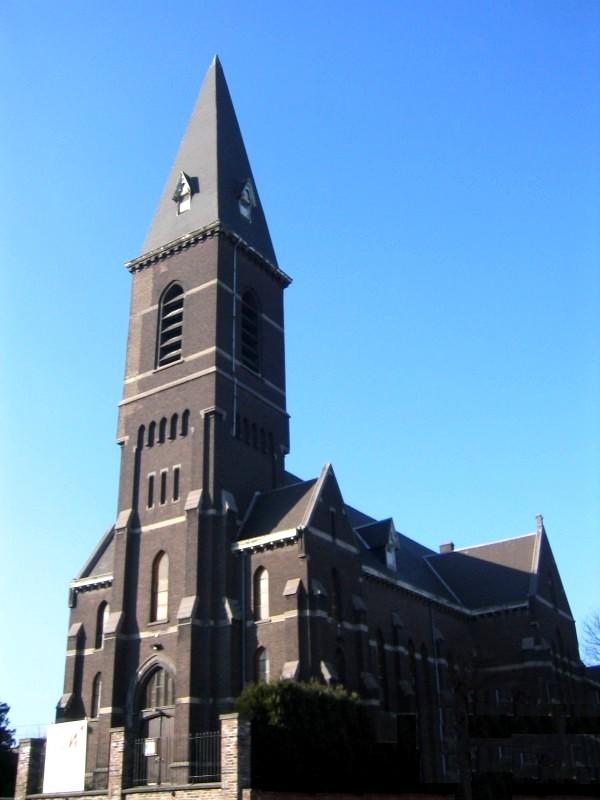 photo de Saint-Roch (église de Lodelinsart-Ouest)