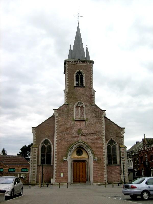 photo de Saint-Jean-Baptiste (Pont-à-Celles)